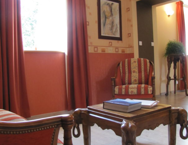 Ceylan - Suite's living room