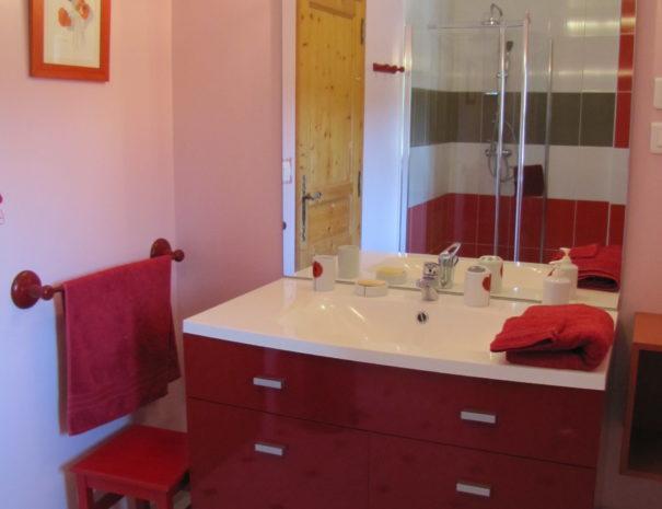 Ceylan - Suite's bathroom